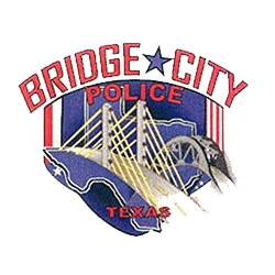 Bridge City Police Department emblem