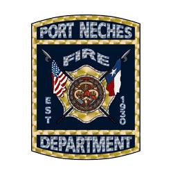 Port Neches Fire Department emblem