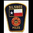 Silsbee Police Dept emblem patch