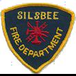 Silsbee Volunteer Fire Dept emblem patch